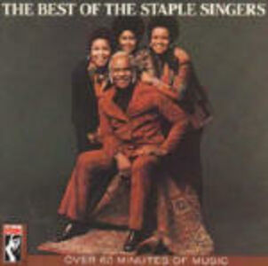 CD The Best of the Staple Singers di Staple Singers
