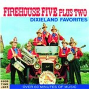 CD Dixieland Favorites di Firehouse Five Plus Two