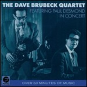CD In Concert feat. Paul Desmond Dave Brubeck , Paul Desmond
