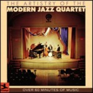 CD The Artistry of Modern Jazz Quartet di Modern Jazz Quartet