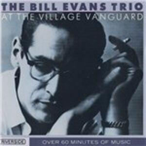 Foto Cover di At the Village Vanguard, CD di Bill Evans (Trio), prodotto da Concord