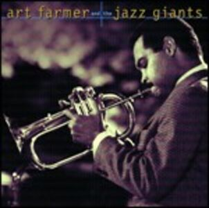 CD Art Farmer and the Jazz Giants di Art Farmer