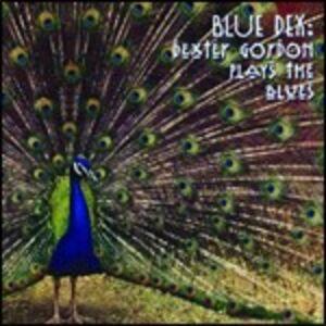Foto Cover di Blue Dex. Dexter Gordan Plays the Blues, CD di Dexter Gordon, prodotto da Concord
