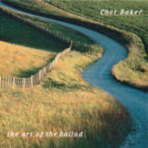 CD The Art of the Ballad di Chet Baker