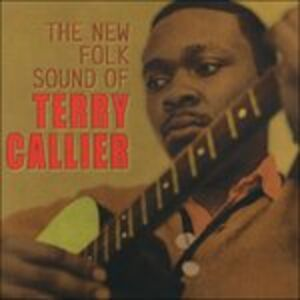 Foto Cover di The New Folk Sound, CD di Terry Callier, prodotto da Prestige