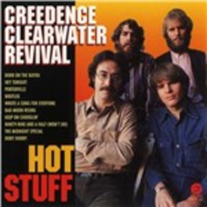 CD Hot Stuff di Creedence Clearwater Revival