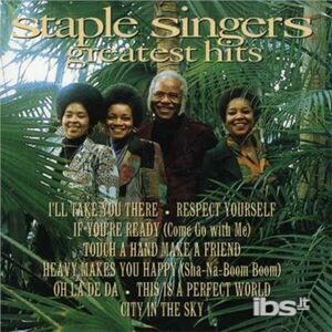 CD Greatest Hits di Staple Singers