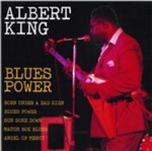 CD Blues Power di Albert King