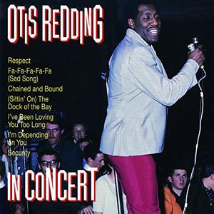 CD In Concert di Otis Redding