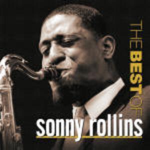 Foto Cover di Best of Sonny Rollins, CD di Sonny Rollins, prodotto da Concord