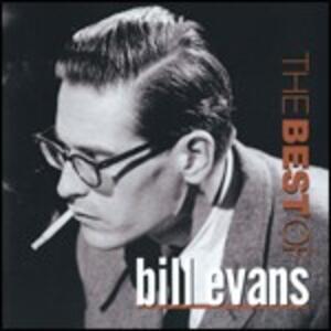 The Best of Bill Evans - CD Audio di Bill Evans
