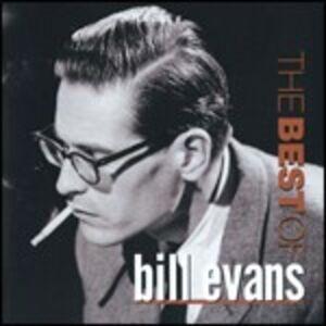 CD The Best of Bill Evans di Bill Evans