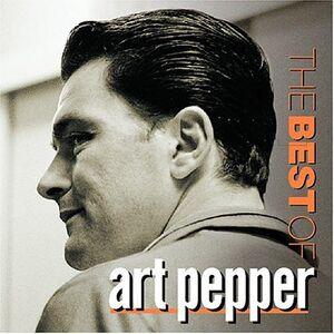 CD Best of Art Pepper di Art Pepper