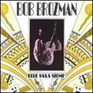 CD Blue Hula Stomp di Bob Brozman