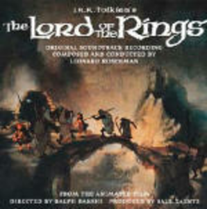 CD The Lord of the Rings (Colonna Sonora) di Leonard Roseman