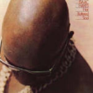 Foto Cover di Hot Buttered Soul, CD di Isaac Hayes, prodotto da Stax
