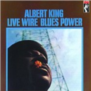 CD Live Wire Blues Power di Albert King
