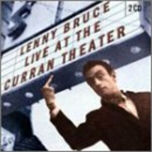 CD Live a the Curran Theater di Lenny Bruce