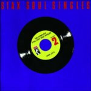 CD The Complete Stax-Volt Soul Singles 1968-1971