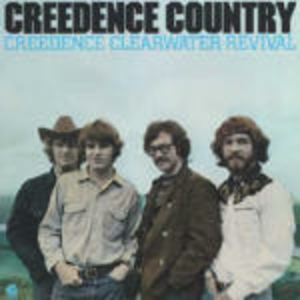 CD Creedence Country di Creedence Clearwater Revival