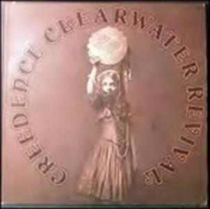 Mardi Gras - Vinile LP di Creedence Clearwater Revival
