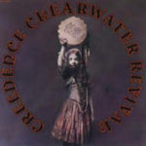 CD Mardi Gras di Creedence Clearwater Revival