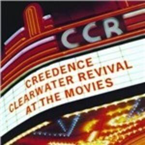 Foto Cover di At the Movies, CD di Creedence Clearwater Revival, prodotto da Concord