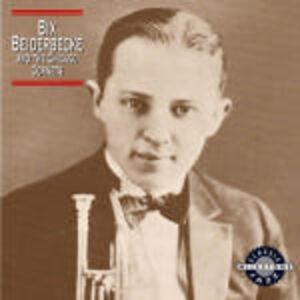 Foto Cover di Bix Beiderbecke & the Chicago Cornets, CD di Bix Beiderbecke, prodotto da Concord