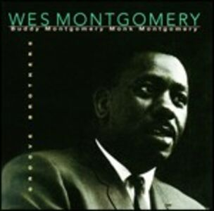 CD Groove Brothers di Wes Montgomery