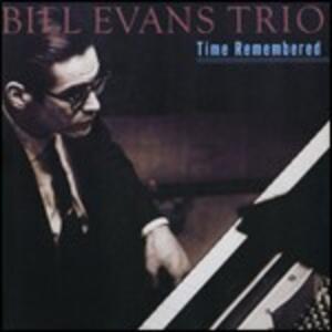 Time Remembered - CD Audio di Bill Evans