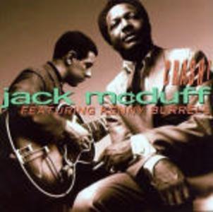 CD Crash! Kenny Burrell , Jack McDuff