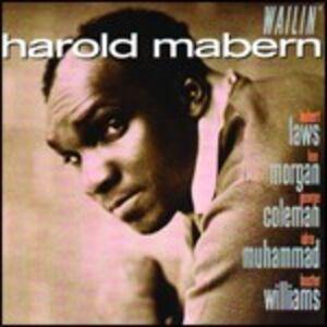 CD Wailin' di Harold Mabern