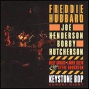 CD Live at Keystone Korner di Freddie Hubbard