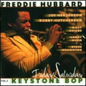 Foto Cover di Keystone Bop vol.2: Friday, CD di Freddie Hubbard, prodotto da Concord