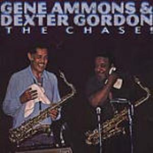 CD The Chase! Dexter Gordon , Gene Ammons