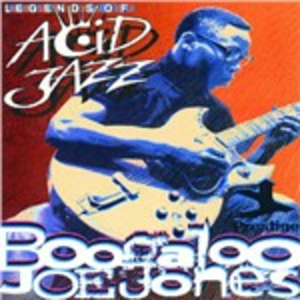 CD Legends of Acid Jazz di Boogaloo Joe Jones