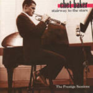 Foto Cover di Stairway to the Stars, CD di Chet Baker, prodotto da Concord