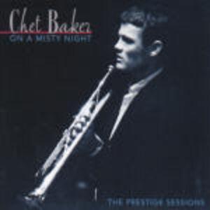 Foto Cover di On a Misty Night, CD di Chet Baker, prodotto da Concord