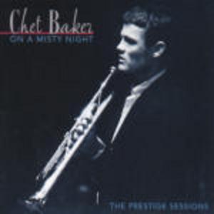 CD On a Misty Night di Chet Baker