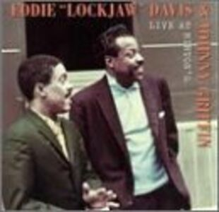 CD Live At Minton'S di Eddie Lockjaw Davis