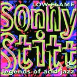 CD Low Flame di Sonny Stitt