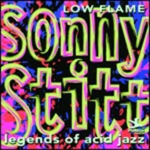 CD Low Flame di Sonny Stitt