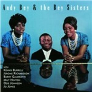 Foto Cover di Andy Bey & the Bey Sisters, CD di Andy Bey,Bey Sisters, prodotto da Prestige