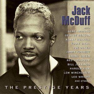 CD Prestige Years di Jack McDuff
