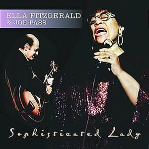 CD Sophisticated Lady Ella Fitzgerald , Joe Pass