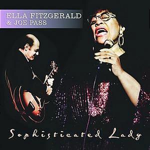 CD Sophisticated Lady Ella Fitzgerald , Joe Pass