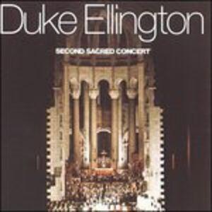 CD Second Sacred Concert di Duke Ellington