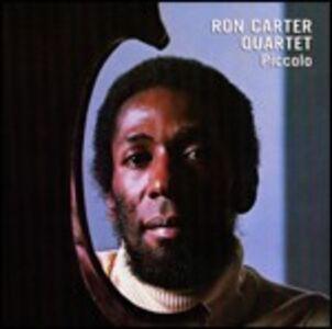 CD Piccolo di Ron Carter