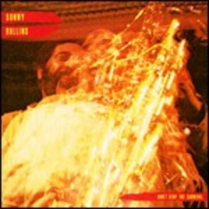 CD Don't Stop the Carnival di Sonny Rollins