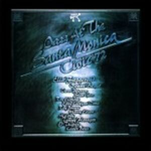 CD Jazz at the Santa Monica di Jazz at the Philharmonic